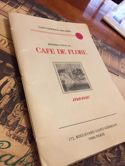 カフェ・ド・フロール